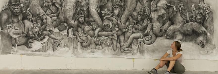 Fresques murales
